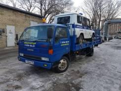 Услуги Эвакуатора платформа (манипулятор ) от 1000 р Недорого !