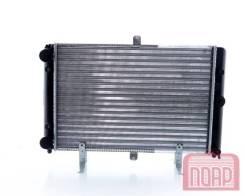 Радиатор охлаждения двигателя. Лада: 2108, 21099, 2113 Самара, 2109, 2114 Самара, 2115 Самара BAZ2108, BAZ21080, BAZ21081, BAZ21083, BAZ21084, BAZ415...