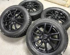 "G. Speed R15 4*100 5.5j et43 + 175/65R15 Bridgestone Playz PX-C Japan. 5.5x15"" 4x100.00 ET43"