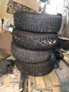 Pirelli Ice Zero. зимние, шипованные, 2015 год, б/у, износ 30%