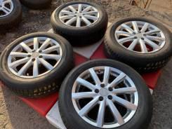 Отл. Состояние! Диски TopRun Bridgestone R16 Prius/Allion/Premio #1392
