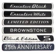 Наклейка Black Edition , В наличии !