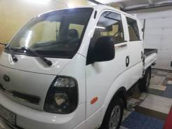 Kia Bongo III. Продаётся Kia Bongo 3 4WD 2013г. в., 2 500куб. см., 1 000кг., 4x4