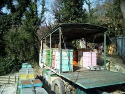 IFA. Продам прицеп для перевозки пчел, 7 000кг.
