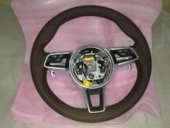 Руль. Porsche Cayenne, 958