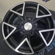 Новые литые диски K&K Сочи 5x114.3 R15x6.0