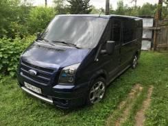 Ford Transit Van. Ford Transit Sport Van, 2 200куб. см., 4x2