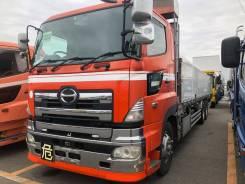 Hino Profia. Продам бортовой грузовик HINO Profia 2003 года, 13 000куб. см., 15 000кг., 6x4. Под заказ