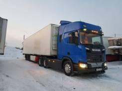 Scania R440, 2019