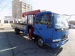 Nissan Diesel Condor. 2005 г с крановой установкой Tadano, 6 400куб. см., 5 000кг., 4x2