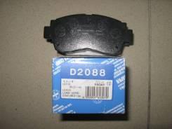 Колодки тормозные дисковые передние Toyota Camry, Markll, Scepter, Scepter,Windom D2088