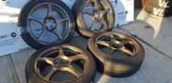 Литые диски Formula на шинах Toyo Nankang 215/45R17