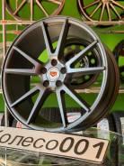 Новые литые диски Vossen VFS-1 -7119 R18 5/114,3 SMG