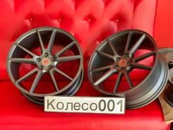 Новые литые диски Vossen VFS-1 -7119 R18 5/100 SMG