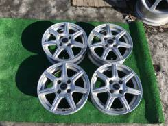 Комплект литых дисков R14 Bridgestone Toprun