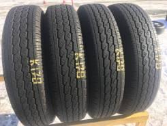 Bridgestone V600. летние, 2017 год, б/у, износ 5%