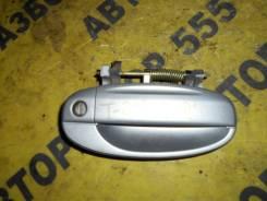 Ручка двери внешняя. Chevrolet Aveo, T200 L14, L44, L91, L95, LBF, LBJ, LDT, LHD, LHQ, LMU, LQ5, LV8, LX5, LX6, LXT, LXV, LY4