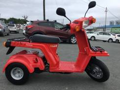 Honda Gyro X, 2003