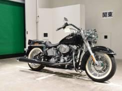 Harley-Davidson DELUXE FLSTN1580, 2008