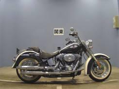Harley-Davidson DELUXE FLSTN1580, 2012
