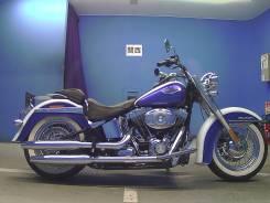 Harley-Davidson DELUXE FLSTN1580, 2010
