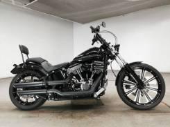 Harley-Davidson Blackline FXS, 2011