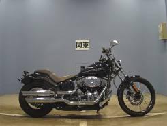 Harley-Davidson Blackline FXS, 2012