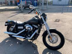 Harley-Davidson Dyna Street Bob FXDB. 1 585куб. см., исправен, птс, с пробегом