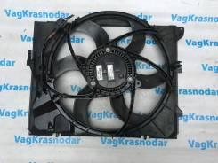 Вентилятор диффузор BMW 1 E81 E87 3 E90 X1 E84