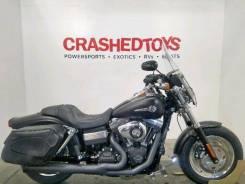 Harley-Davidson Dyna Fat Bob FXDF 28490, 2013
