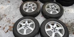 """Колёса на Allion, Premio, Prius, Wish. 6.0x15"""" 5x100.00 ET45"""