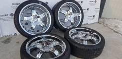 """Литые диски Tristar на шинах Pirelli 245/40R20 275/35R20. 8.5/9.5x20"""" 5x112.00, 5x120.00 ET35/40"""