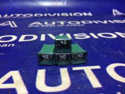 Предохранитель. Toyota: Platz, Lite Ace, Corona, Ipsum, Avensis, Corolla, Tercel, Yaris Verso, Altezza, Probox, Innova, Tundra, Raum, Vista, Mark II W...