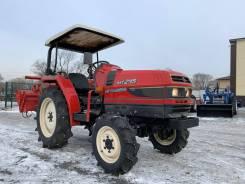 Mitsubishi. Мини-трактор пр. Япония 24.5 л/с., дизель, 4WD, 24,5 л.с.