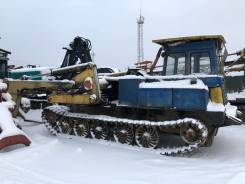 АТЗ ЛТ-187. Трактор ЛТ-188