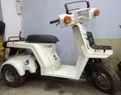 Honda Gyro X. 49куб. см., исправен, без птс, без пробега
