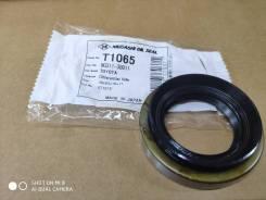 38*63*10/17 T1065 Сальник (MET) привода заднего диференцала