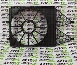 Диффузор радиатора VW POLO 10-/ Scoda Rapid 12-