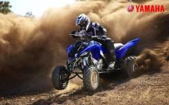 Yamaha Raptor 700. исправен, есть псм\птс, без пробега
