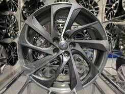 Новые литые диски Replica LX104 GMF 18x8 5*114,3 ET38 DIA60.1