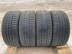 Michelin X-Ice 3. зимние, без шипов, б/у, износ 10%