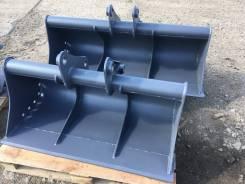 Планировочный ковш на экскаватор-погрузчик
