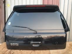 Дверь багажника. Subaru Forester, SF5 EJ202, EJ205, EJ20G, EJ20J