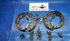 Колодки ручника / пружинки Renault Koleos Nissan X-Trai