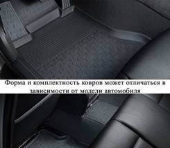 Коврики KIA SOUL II 2014- н.в. с выс.бор (компл) SEINTEX 85654