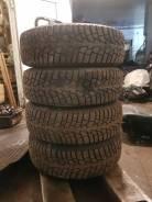 Комплект колес зима Arctictrekker Maxxis 215 65 R16 для SsangYong Actyon II [арт. 505843]