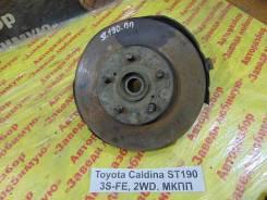 Диск тормозной Toyota Caldina Toyota Caldina 1993.07