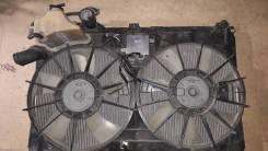 Радиатор охлаждения двигателя. Toyota Crown Majesta, UZS186 3UZFE