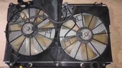 Радиатор охлаждения двигателя. Toyota Celsior, UCF31 3UZFE
