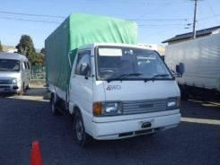 Грузовик тентированный фургон Mazda Bongo Brawny Truck
